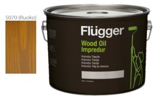 Flügger wood oil impredur color (dříve impredur nano olej) – ochranný olej- 3l odstín ruoko/5070