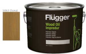 Flügger wood oil impredur color (dříve impredur nano olej) – ochranný olej- 3l odstín sora/5063