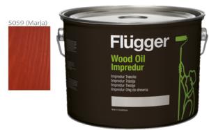 Flügger wood oil impredur color (dříve impredur nano olej) – ochranný olej- 9l odstín marja/5059