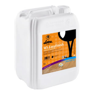 Lobadur WS EasyFinish – polomat  – jednosložkový lak 10L