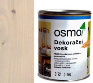 Osmo dekorační vosk intenzivní odstíny 0,75L Křemen 3181