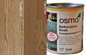 Osmo dekorační vosk transparentní 0,125L Dub antický 3168