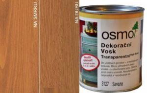 Osmo dekorační vosk transparentní 0,75L Třešeň 3137