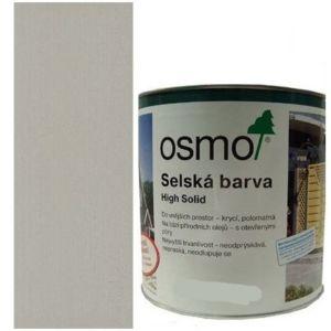 Osmo selská barva 0,75L písčitě šedá 2708
