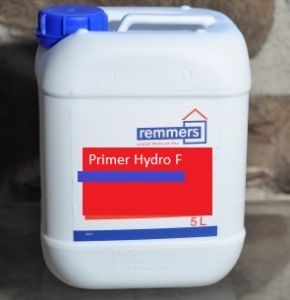Remmers Primer Hydro F / Tiefgrund W 1L