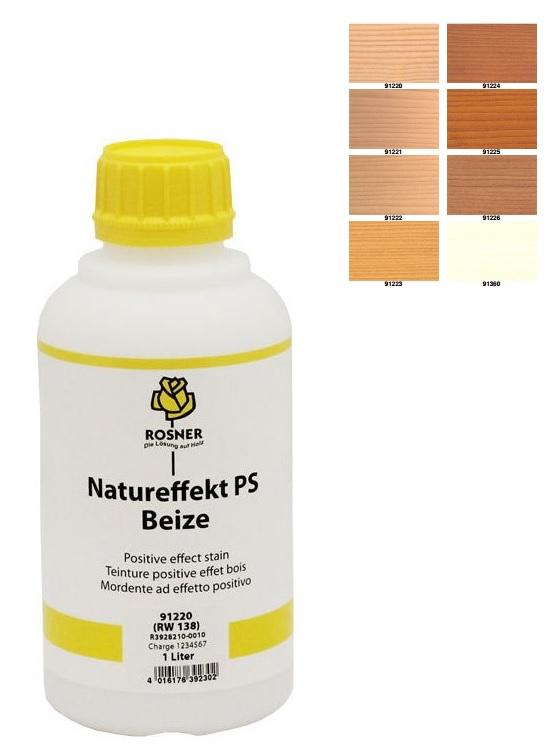Rosner Natureffekt PS Beize mořidlo 5L (pro listnaté dřeviny)