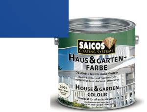 Saicos barva pro dům a zahradu oceánová modř 2520; 0,75L