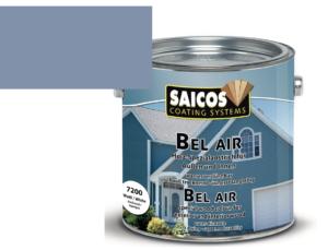 Saicos BelAir vodou ředitelný olejový nátěr – holubí modrá 7251; 2,5L