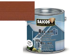 Saicos BelAir vodou ředitelný olejový nátěr – mahagon transparentní 7294; 2,5L