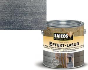 Saicos lazura s kovovým efektem odstín 1199 perleťový efekt; 2,5L