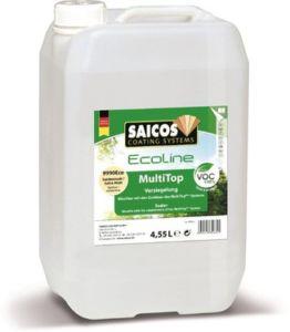 Saicos MultiTop – vrchní lak na podlahy matný 9985 4,55Litru