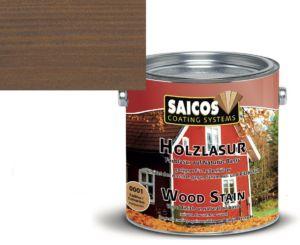 Saicos olejová lazura venkovní Teak 0082; 0,75L
