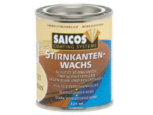 Saicos vosk na hrany odstín 8131 BEZBARVÁ 0,125L