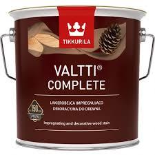 Tikkurila Valtti Complete baze EC 2,7L bezbarvá polotransparent