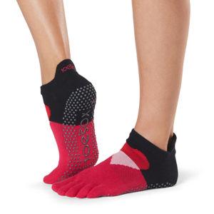 ToeSox Fulltoe Low Rise Passion protišmykové ponožky
