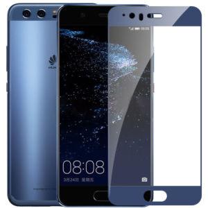 Full-Cover 3D tvrzené sklo pro Huawei P10 Plus – modré