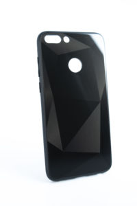 Glass case 3D Diamond pro Samsung Galaxy S9 Plus G965 – černý