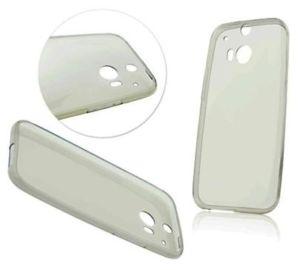 Silikonový obal Back Case Ultra Slim 0,3mm pro Samsung J600 Galaxy J6 (2018) – transparentní