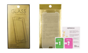 Tvrzené sklo GoldGlass 2,5D pro SAMSUNG GALAXY S6 G920