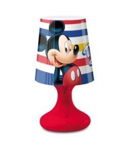 Lampa MICKEY MOUSE červená LQ2022