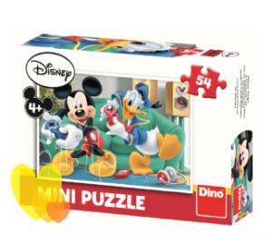 Mini puzzle MICKEY 54ks