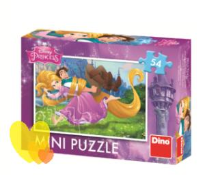 Mini puzzle PRINCEZNY – LOCIKA  54ks