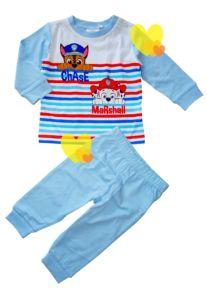 Pyžamo TLAPKOVÁ PATROLA chlapecké modré světlé