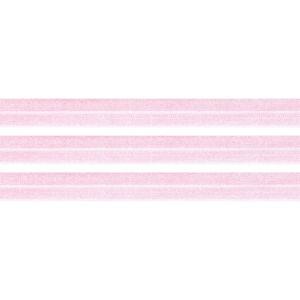 Elastická stuha – šeříková – 1,5 cm – 30 cm – 1 ks