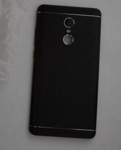 HOUSING pro Xiaomi Redmi Note 4 Black POUŽITÉ