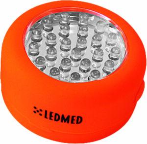 LED kapesní svítilna KOLO 1,5W oranžová