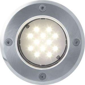 pojezdové zemní LED svítidlo Road 230V 1W 12LED teplá bílá