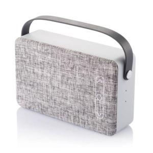 Bezdrátový reproduktor XD Design Fhab 2x3W   šedý
