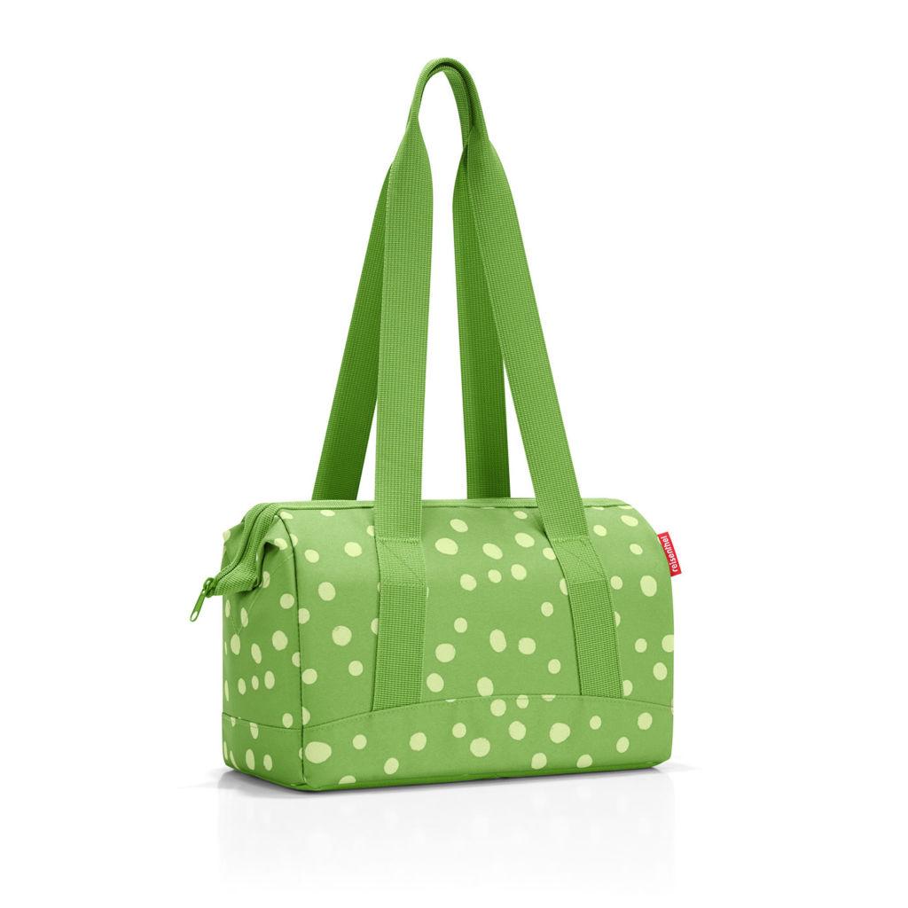 Cestovní kabelka Reisenthel Allrounder S Spots Green