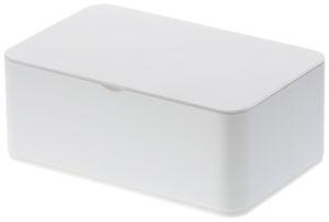 Box na vlhčené ubrousky YAMAZAKI Smart 3255 Wet Tissue Case | bílá