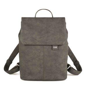 Dámský batoh Zwei MADEMOISELLE.M MR13 | nubuk šedý