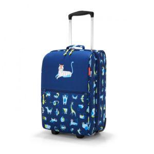 Dětský kufr Reisenthel Trolley XS Kids ABC Friends Blue