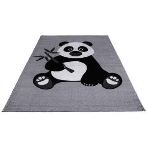 Dětský Kusový koberec Candy 157 Šedý