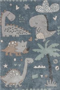 Dětský kusový koberec Roma kids 20KAK   vícebarevný