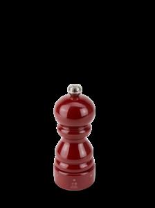 Dřevěný manuální mlýnek na sůl Peugeot Paris u'Select   bordo