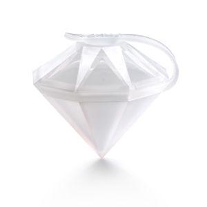 Forma na led ve tvaru diamantu Lékué Ice Block Diamond | průhledná