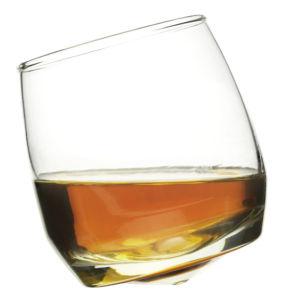 Houpací sklenice SAGAFORM Rocking Whiskey 6ks