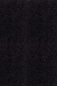 Chlupatý kusový koberec Life Shaggy 1500 černý
