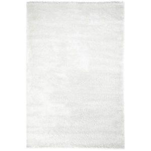 Chlupatý kusový koberec Manhattan 790 | bílý