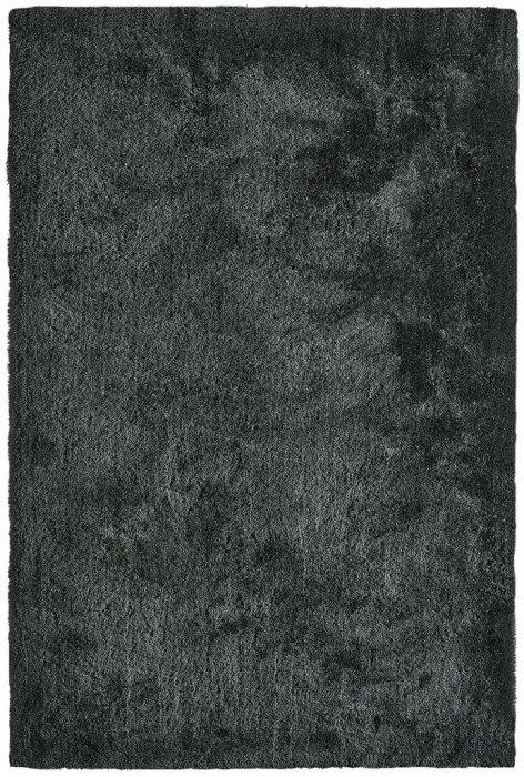 Chlupatý kusový koberec Sanzee 650   antracitový