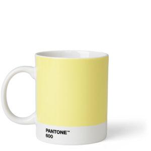Keramický hrnek Pantone Mug Light Yellow 600 | světle žlutá