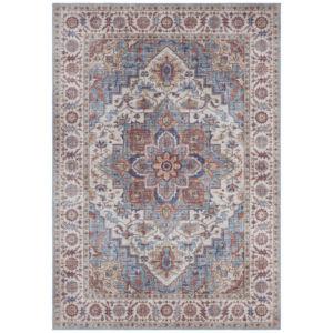 Klasický Kusový koberec Asmar 104002 Modrozelený/Modrý