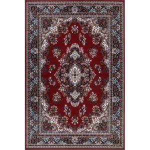 Klasický kusový koberec Escape 510480 red   vínový