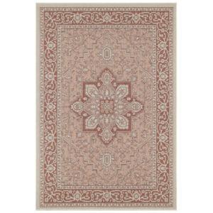 Klasický Kusový koberec Jaffa 103875 Terra/Červený