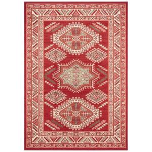 Klasický Kusový koberec Mirkan 104100    Červený
