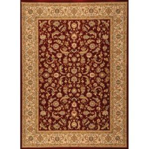 Klasický kusový koberec Patrol 6900-010 | vínový